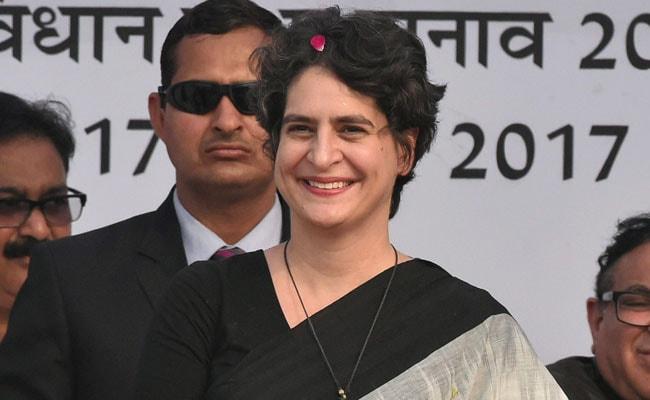 11 फरवरी को लखनऊ में रोड शो से लोकसभा चुनाव प्रचार का आगाज करेंगी प्रियंका गांधी : सूत्र