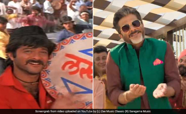 'Forget The #10YearChallenge!' Anil Kapoor Challenge Is All You Need To See Today
