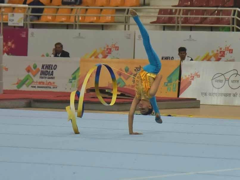 Khelo India Youth Games: Maharashtra Gymnasts Win 14 Golds, Swimmer Swadesh Mondal Shines