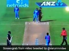 IND vs NZ: एमएस धोनी ने स्टम्प के पीछे से चीखकर कुलदीप को कहा ऐसा, अगली गेंद पर ही मिला विकेट, देखें VIDEO