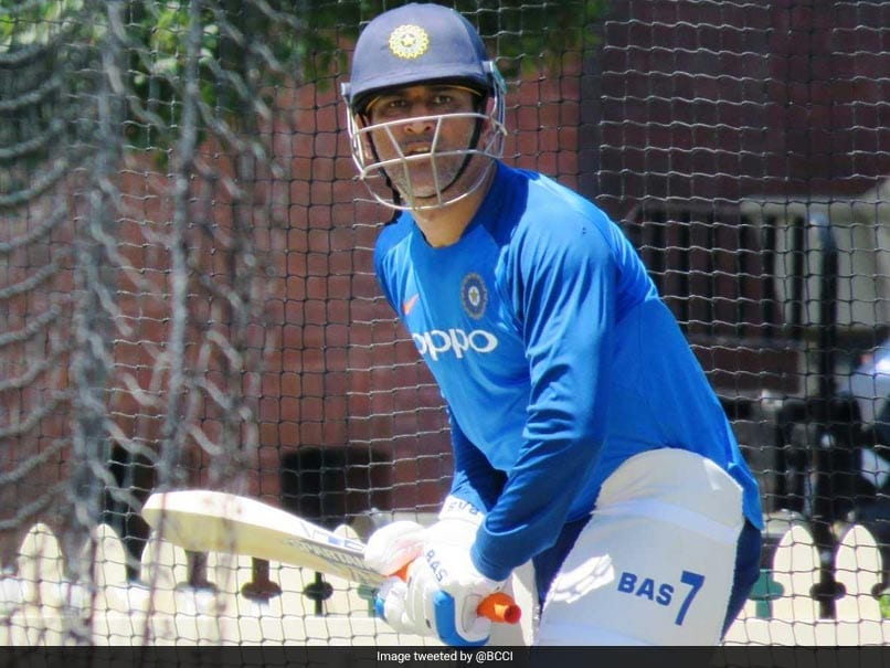 MS Dhoni, Shikhar Dhawan Attend India