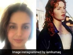Huma Qureshi's #10YearChallenge Cracks Up The Internet