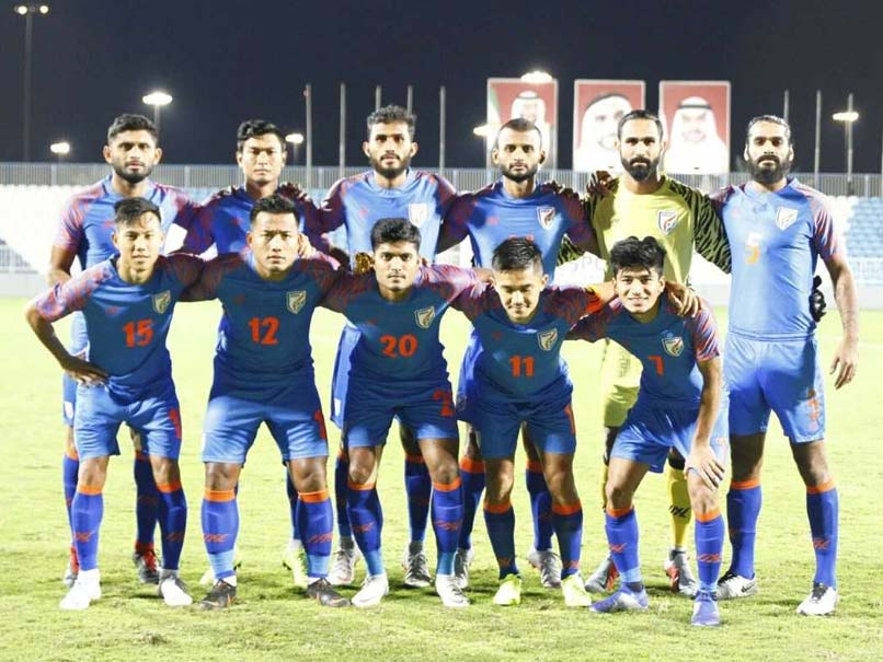 India's 'Blue Tigers' maul Thailand 4-1 at Asian Cup
