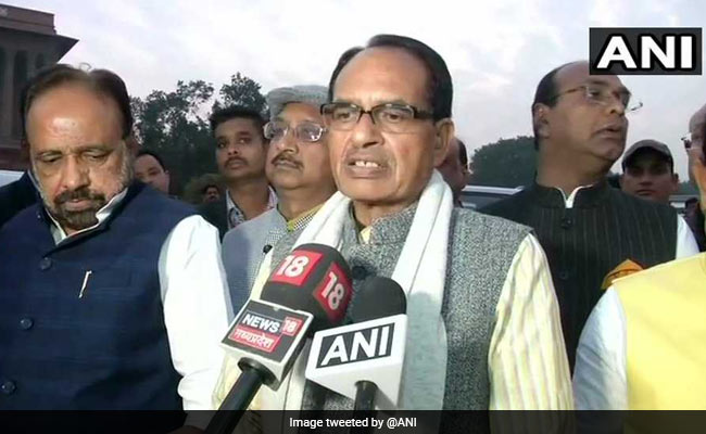 'Nation Not Cricket Pitch': Shivraj Chouhan Slams Rahul Gandhi's Comment