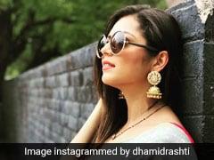 Watch: Drashti Dhami Cuts Her 34th Birthday Cake While Grooving To Lamberghini