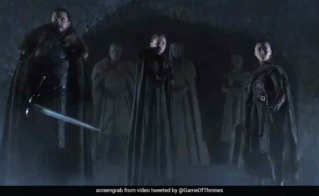 Game Of Thrones Season 8 Release Date Announced. Teaser Has Fans Excited