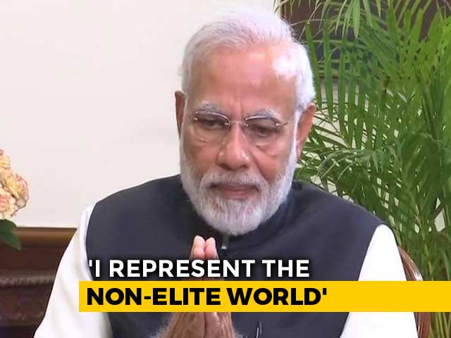 """Video : """"There's One Thing..."""": What PM Modi Regrets Most In 4 Years Of Office"""