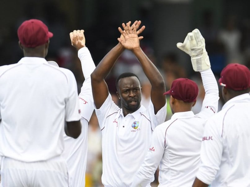 1st Test: Kemar Roach Sends England Tumbling As 18 Wickets Fall On Day 2