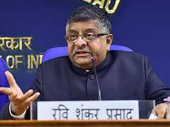 Top Court Judges Should Avoid Harsh Words: Ravi Shankar Prasad