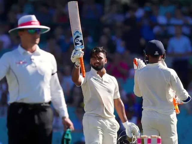 Rishabh Pant Named ICC Emerging Player Of The Year After Australia Tour