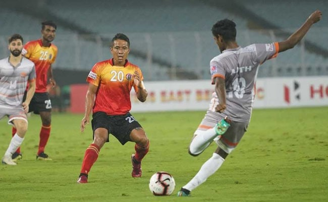 I League 2018-19: East Bengal Vs Churchill Brothers Match End With 1-1 Draw