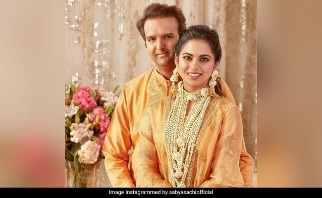 शादी के बाद आई ईशा अंबानी-आनंद पीरामल की नई तस्वीर, सोशल मीडिया पर हुई VIRAL