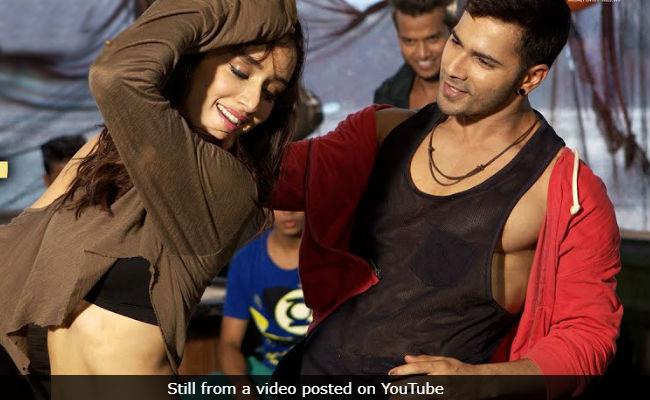 Shraddha Kapoor Steps Into Katrina Kaif's Dance Shoes Opposite Varun Dhawan