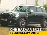 MG Hector,Mini Countryman S,Nissan I2v Tech,CNB Viewers's Choice 2 Wheeler Winner 2018