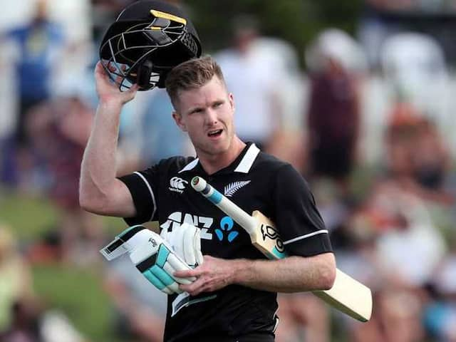 New Zealand vs Sri Lanka: New Zealands Jimmy Neesham comeback after more than 1 year with 34 runs an over