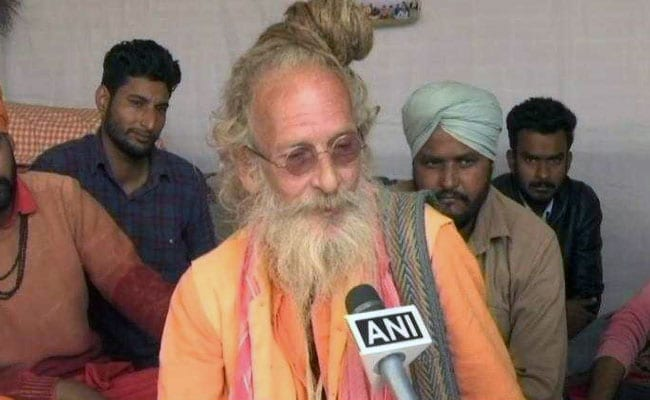 "Once An Atheist, ""Australian Baba"" Attends His 10th Kumbh Mela"