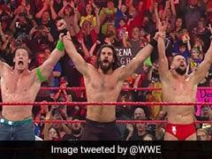 WWE में John Cena ने मारी धाकड़ एंट्री, ऐसे बरसाए मुक्के, Hulk Hogan को देख चीखने लगे लोग, देखें VIDEO