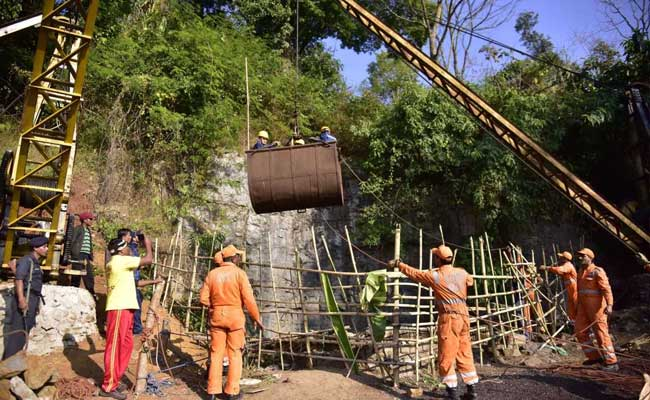 With No Blueprints, Meghalaya Mine Rescue Difficult: Centre To Top Court