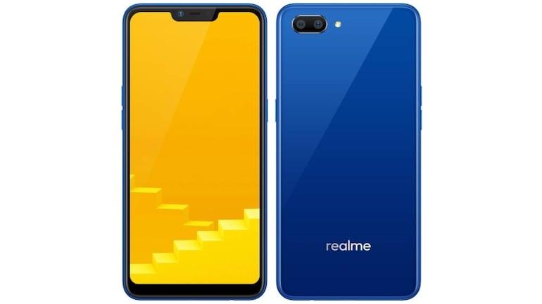 Realme C1 (2019) की दूसरी फ्लैश सेल आज