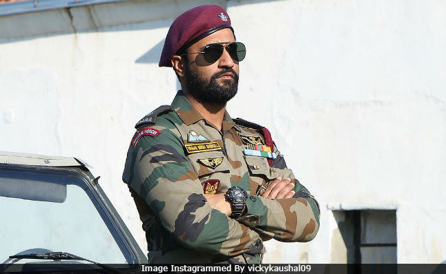 Uri: The Surgical Strike - Vicky Kaushal, Welcome To The 'Actors' World', Tweets Anupam Kher