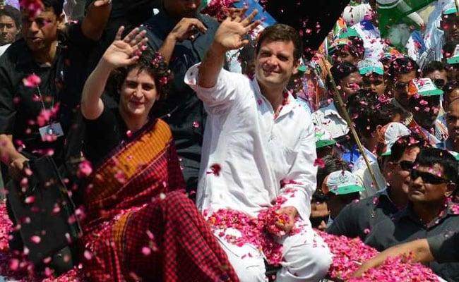 New 'Gandhi' On The Block: Priyanka Vadra Ends Congress's Long Wait