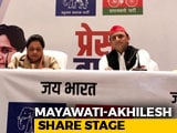 Video: Will Be Very Happy, Says Akhilesh Yadav On Mayawati As PM Candidate