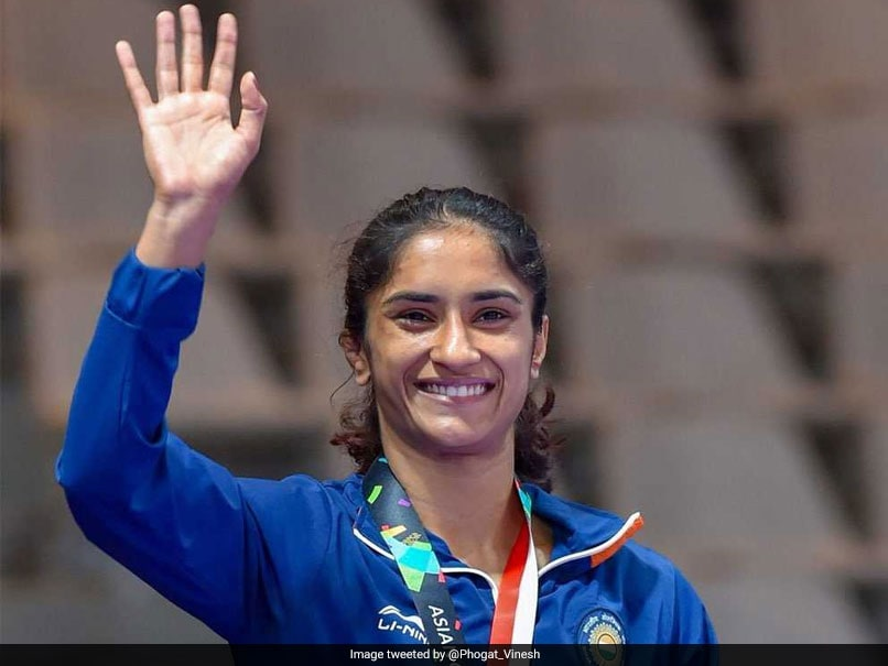 Vinesh Phogat is the first Indian to be nominated for Laureus Awards