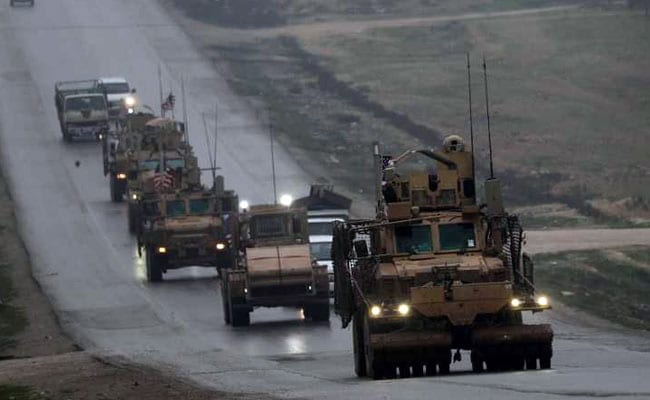 US Has Begun Pulling Equipment, Not Troops From Syria: Official