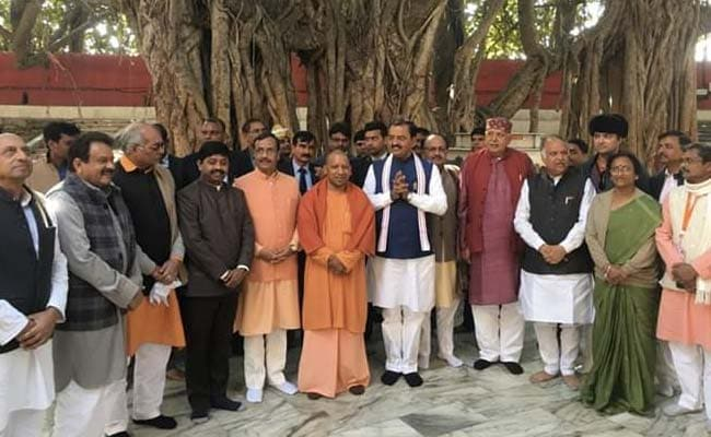 Ganga Expressway - World's Longest - To Be Built Announces Yogi Adityanath
