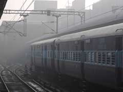 16 Trains Delayed Due To Dense Fog In Delhi, Rain Expected This Week