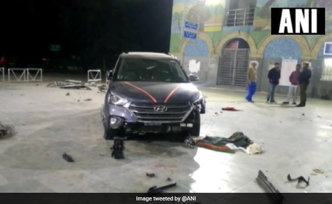 SUV Runs Over 7 People Sleeping At Haryana's Sonipat Railway Station