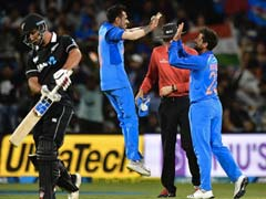2nd ODI: Rohit Sharma, Kuldeep Yadav Star As India Crush New Zealand By 90 Runs