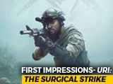 Video : First Impressions Of Vicky Kaushal's <i>Uri</i>