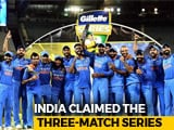 Video: India Win First Bilateral ODI Series In Australia