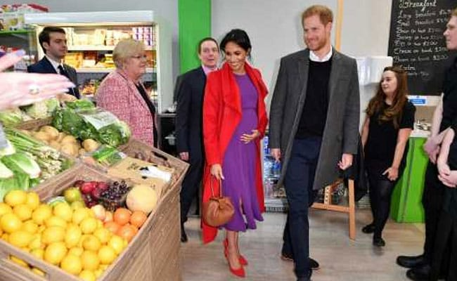 Pregnant Meghan Markle Reveals When She Is Due: Report