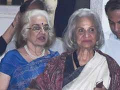 <I>Simmba</I> Screening: Waheeda Rehman, Asha Parekh, Helen And Salim Khan Watch Rohit Shetty's Film