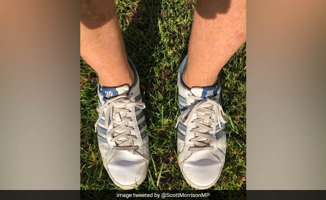 Mocked For Photoshopped Shoes, Australian PM's 'Message To My Department'