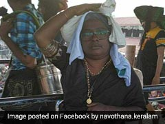 36-Year-Old Dyes Hair Grey, Claims To Have Entered Sabarimala Temple