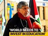 Video : 152 Million Children Still Languishing In Child Labour: Kailash Satyarthi
