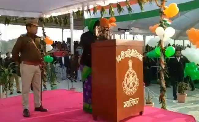 गणतंत्र दिवस पर मुख्यमंत्री का संदेश भी नहीं पढ़ पाईं कमलनाथ की मंत्री, बोलीं- अब कलेक्टर साहब पढ़ेंगे