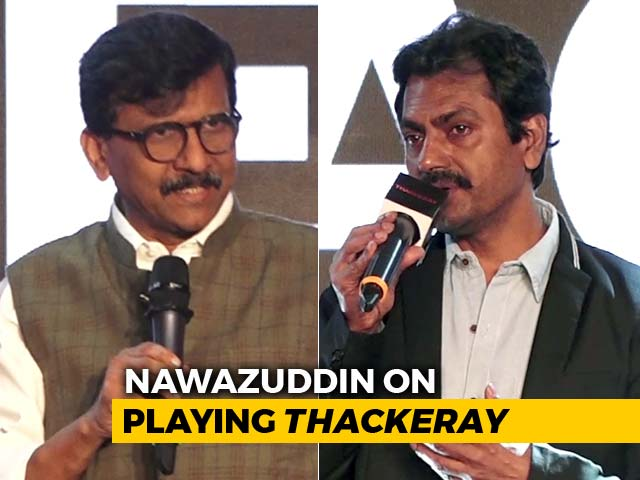 Nawazuddin Siddiqui & Sanjay Raut Detail Pressures & Objections Against Thackeray
