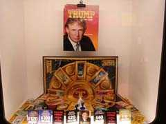 "In Sweden's ""Museum Of Failure"", A Donald Trump Board Game"