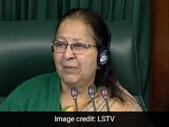 Lok Sabha Adjourned Till Noon Amid Protest By Opposition Party Leaders