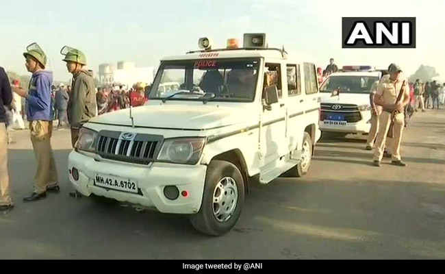 Koregaon Bhima Event LIVE Updates: Security Tightened As Thousands Visit Memorial