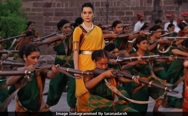 Manikarnika: The Queen Of Jhansi Box Office Collection Day 4 - Kangana Ranaut's Film Inches Closer To 50 Crore