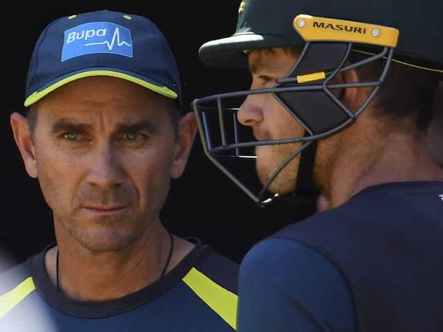 """""""Team Arent Playing Well"""": Ricky Ponting Extends Support To Australian Coach Justin Langer During Tough Time"""