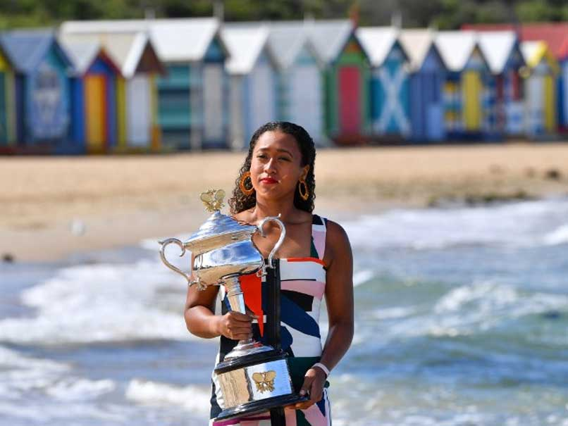 "Naomi Osaka Embraces Pressure, Eyes ""Naomi Slam"""