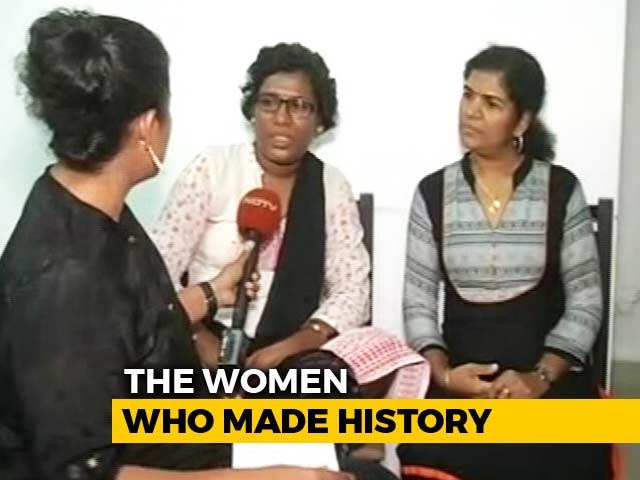 "Video : ""Knew Life Would Be In Danger, But..."": Women Who Prayed At Sabarimala"