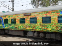 Armed Men Loot Passengers In 2 AC Coaches Of Duronto Express In Delhi