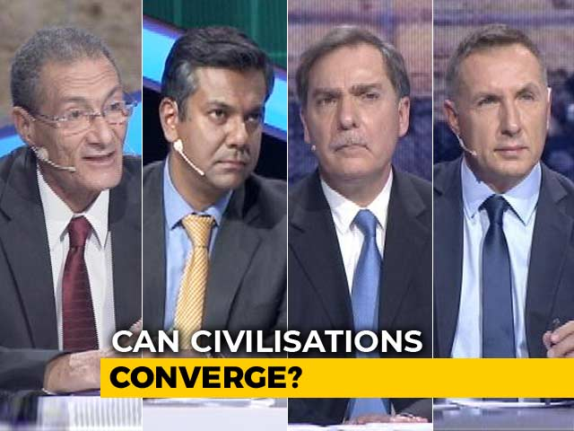 Video : Dialogue Of Civilisations: Special Show From Beijing